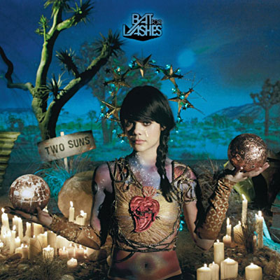 Bat For Lashes - Two Suns - 03/04/09