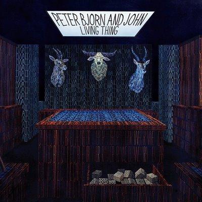 Peter Björn And John - living Thing - 30/03/09