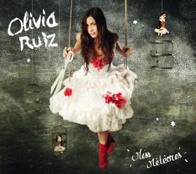 Olivia Ruiz - Miss Météores - 14/04/09