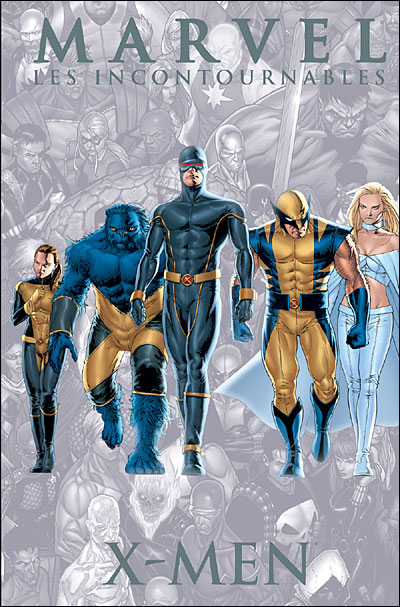 X-Men, Les incontournables Marvel T5